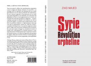 Livre_Ziad Majed - La révolution Orpheline