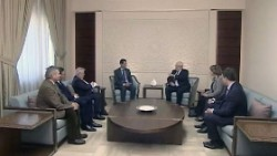 Syrie : Parler avec Bachar ? – C dans l'air