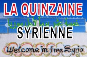 15 au 28/03/2015 Bourges : «La Quinzaine Syrienne»