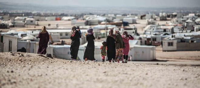 Zaatari Camp