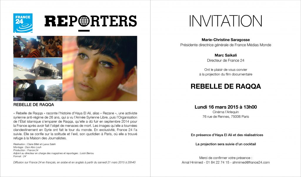 Evenement_Invit_projection_Rebelle_De_Raqqa_France24_16mars2015_3