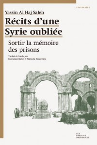 Livre_Recit d'une syrie oubliée