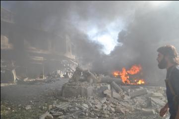 Le conflit syrien pour les «nuls»