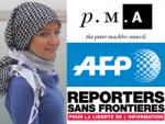 La syrienne Zaina Erhaim lauréate du Prix Peter Mackler 2015 pour son courage et éthique journalistique
