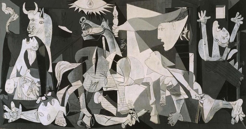 Guernica (1937)- Pablo Picasso (1881-1973) / Museo Reina Sofía