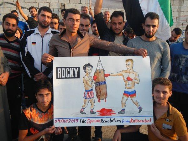 Kafranbel, 24/10/2015