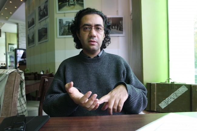 Monis Bukhari, à Berlin