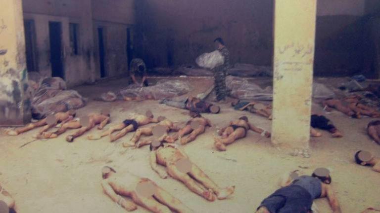 Les clichés représentent les cadavres de 6.786 personnes différentes, tuées dans les centres de détention syriens.