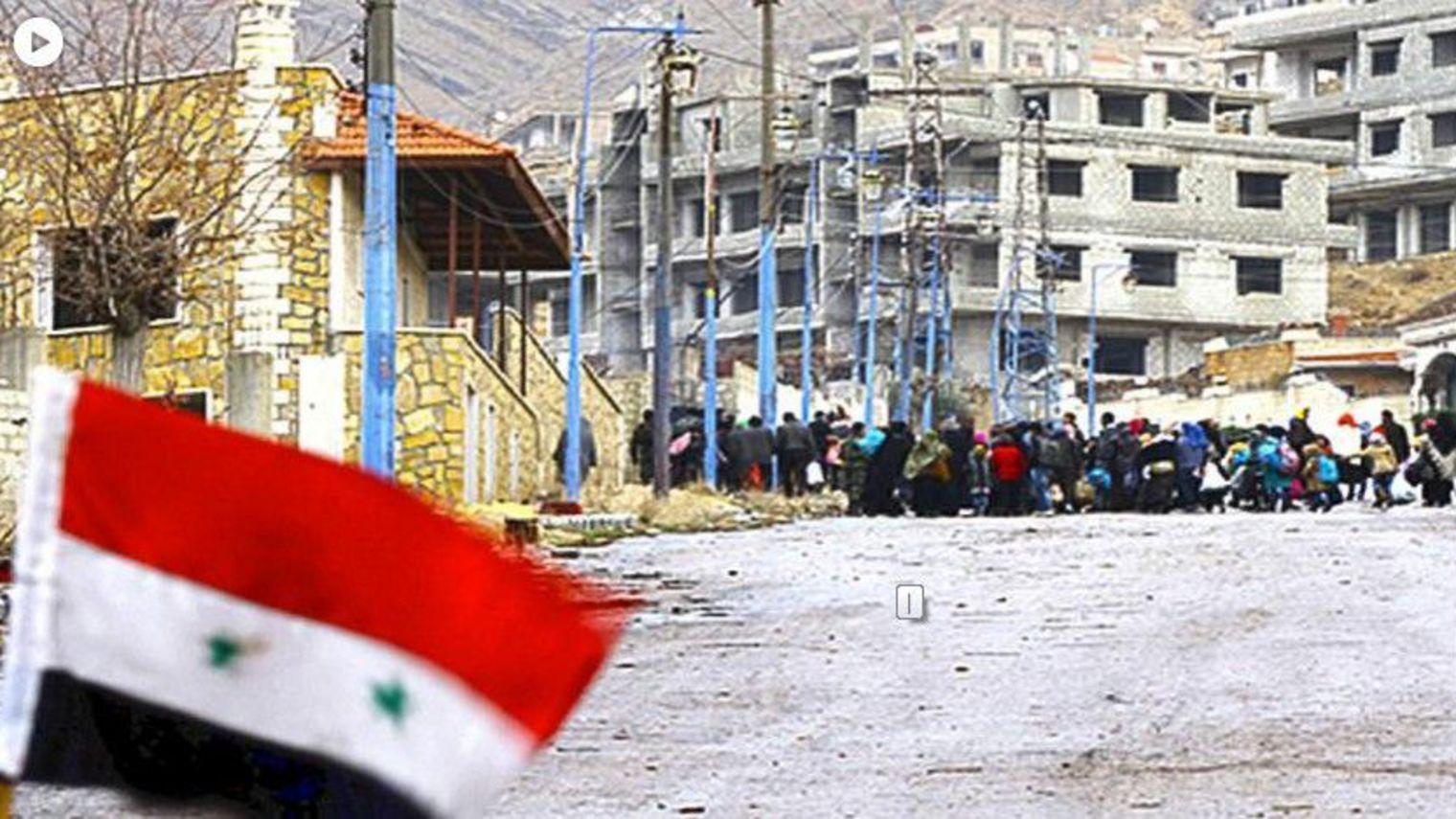 """Syrie: le grand aveuglement"" France 2"