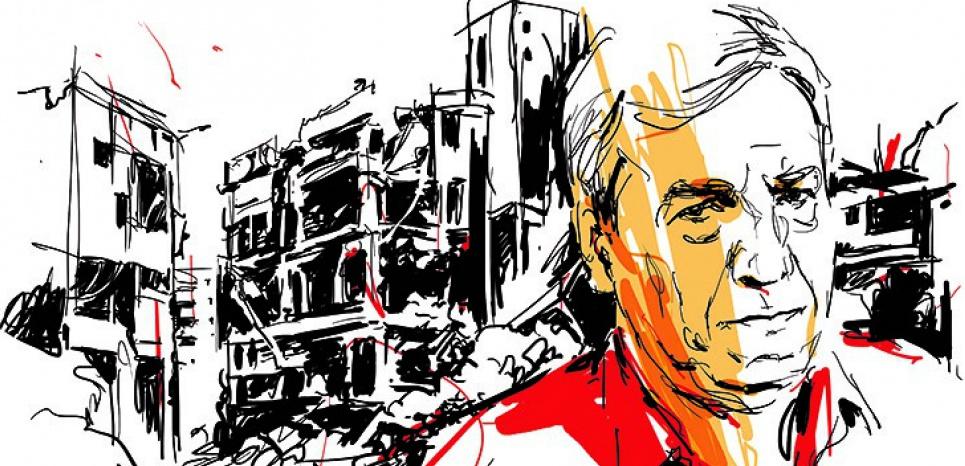 """SYRIE. """"Pour en finir avec Daech, il faut en finir avec Bachar al-Assad"""""""