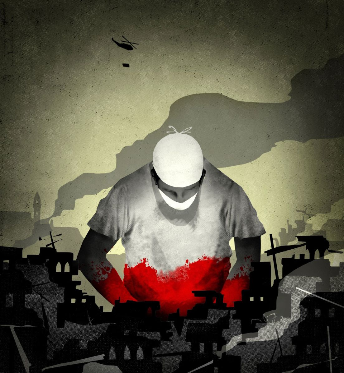 Assad's government has killed almost seven hundred medical personnel.