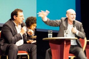 Syrian Visions: Die Podiumsdiskussion als Video