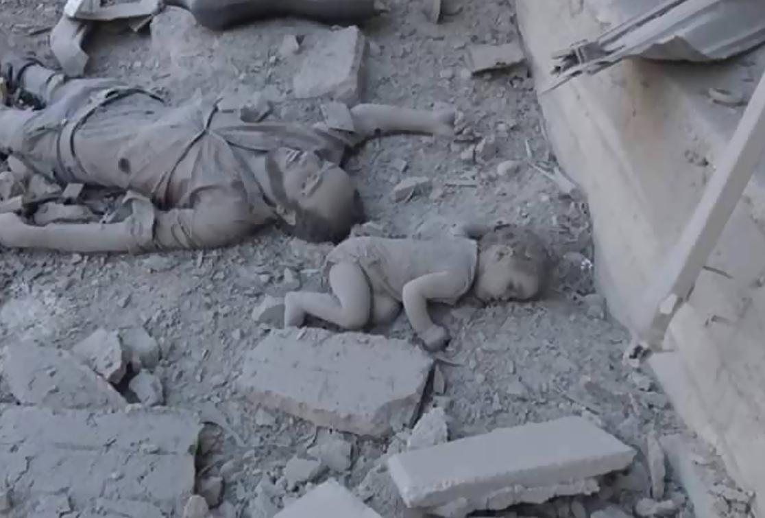 Killing of 1557 Civilians