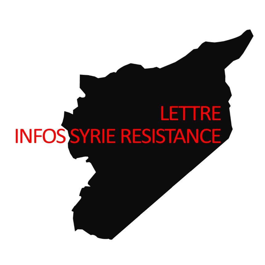 Infos Syrie Résistance