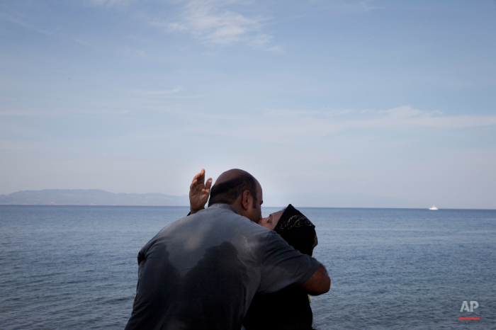 Europe Bound: Syrian Refugees' Hopes and Hardships