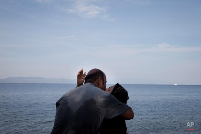 Europe Bound: Syrian Refugees' Hopes and Hardships