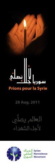 pray for syria-fr