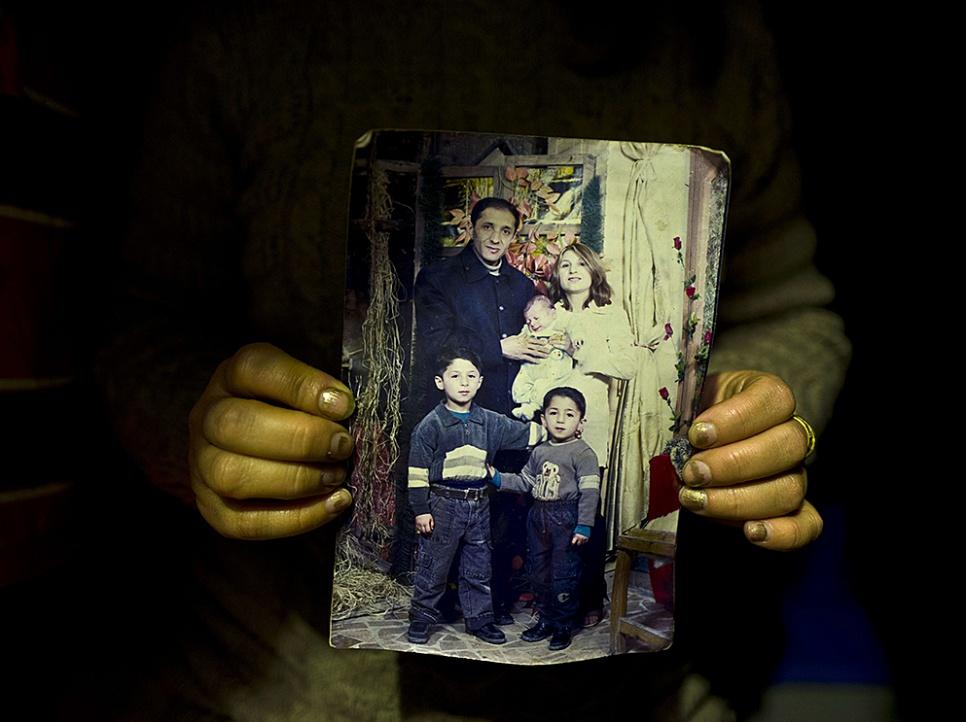 Fidan et sa famille