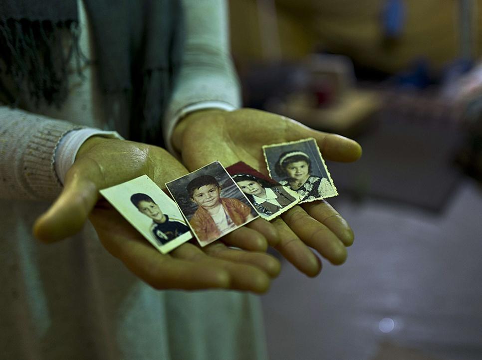 Les enfants de Sahar