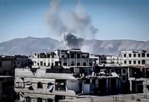 Droht das nächste Aleppo?