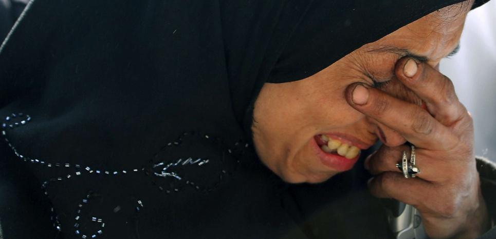N'oublions pas le calvaire des femmes en Syrie