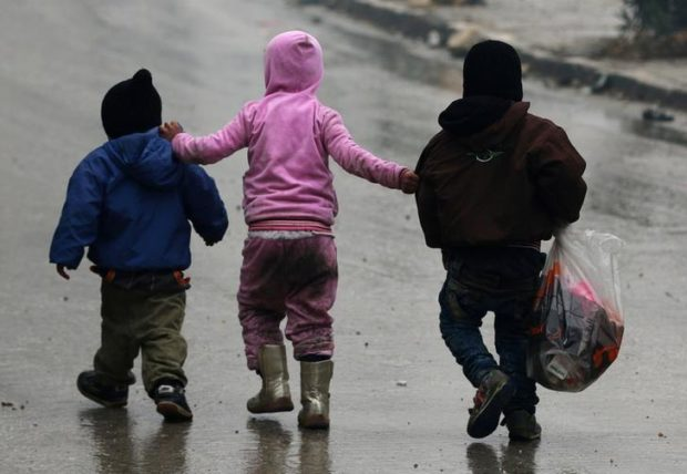 Syrian Children in State of 'Toxic Stress': Report