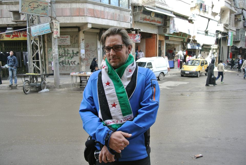 Stephan Villeneuve (Alep, 2013).