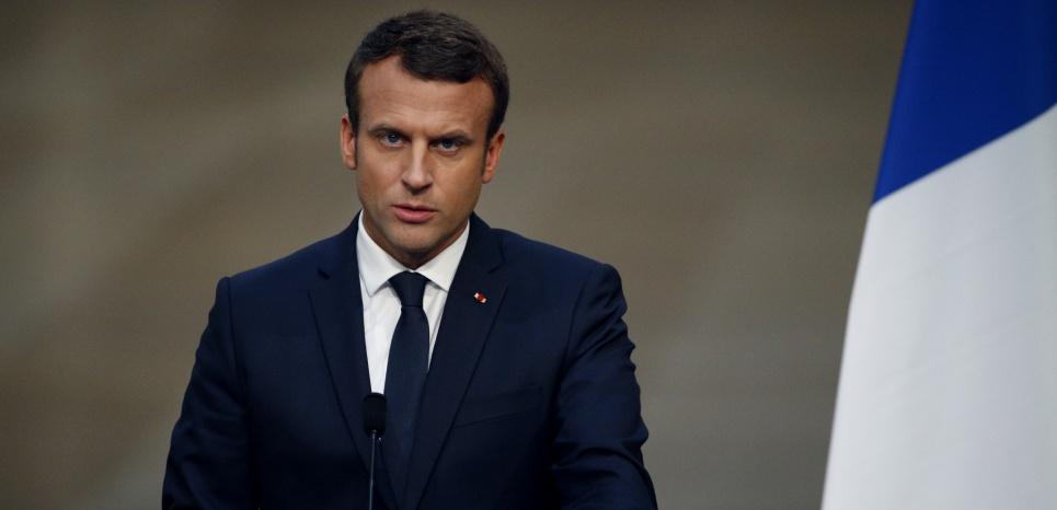 """Syrie : """"Macron doit s'engager à trouver une alternative à Assad"""""""